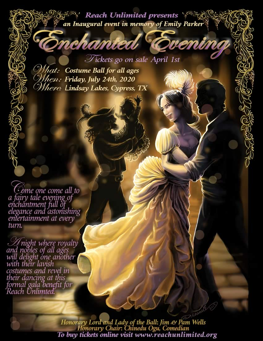 Reach Unlimited Enchanted Evening